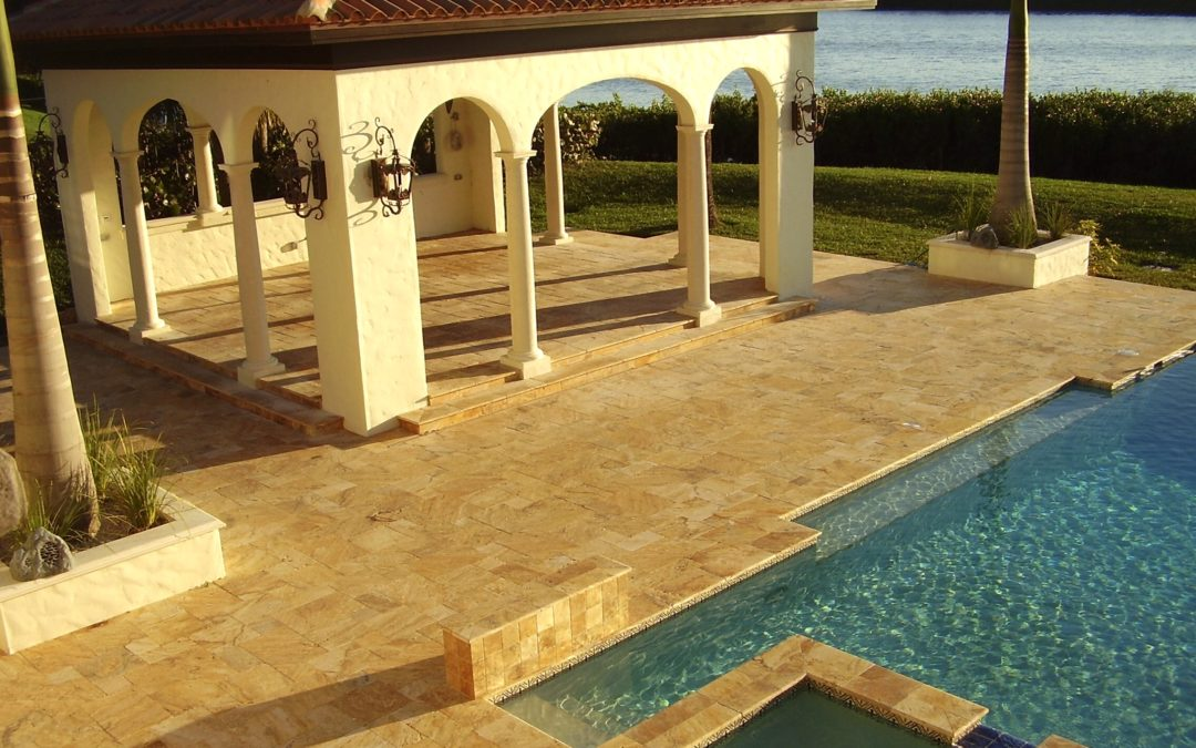 Travertine Pavers: Everything You Need to Know